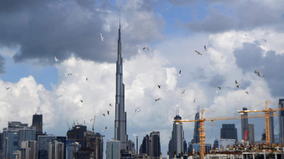"""Wetter-Waffe im Einsatz: Emirate erzeugen mit Drohnen """"monsunartige Wolkenbrüche"""""""