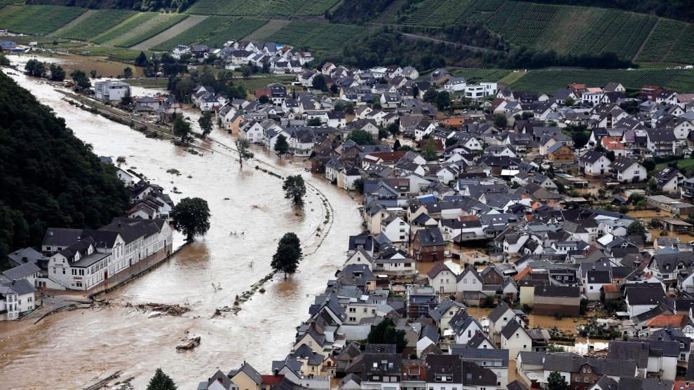 Klimawandel? 1804, 1910 und 2021 – die drei großen Flutkatastrophen an der Ahr