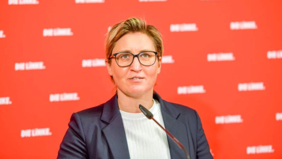 Antifa im Parlament: Susanne Hennig-Wellsow und ihr militantes Netzwerk