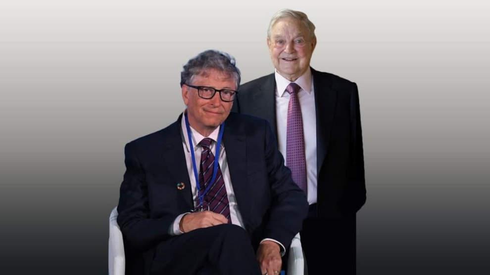 George Soros und Bill Gates übernehmen britisches Corona-Test-Unternehmen
